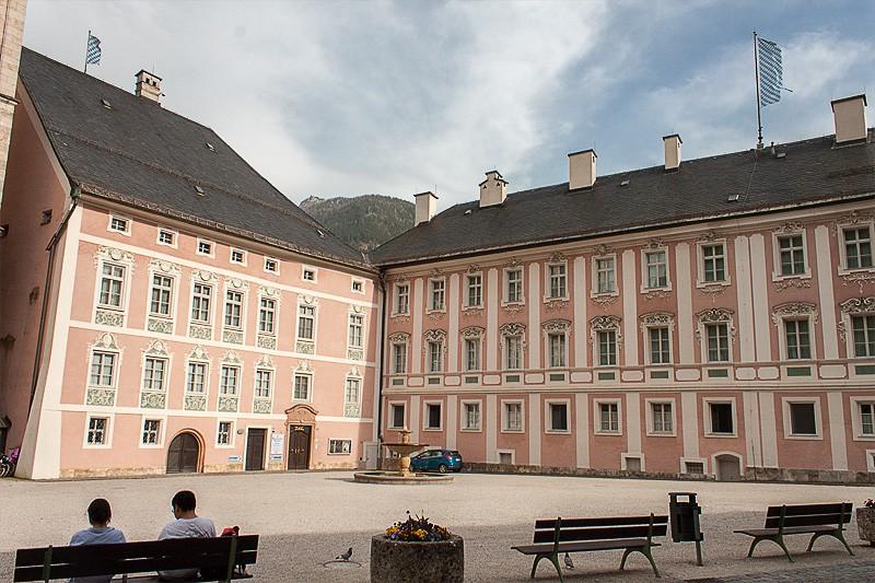 Schloss Berchtesgaden