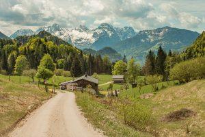 Von Unterjettenberg nach Unken (Österreich)