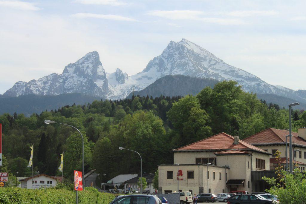 Ein Tag in Berchtesgaden