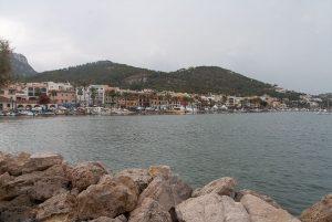 Hafen von Port d'Andratx